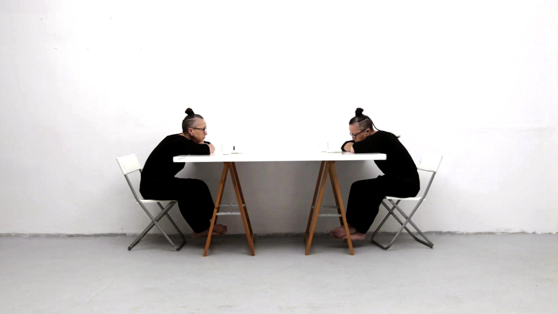 Alter und Ego | 2021 | Einkanal Installation | Still 03